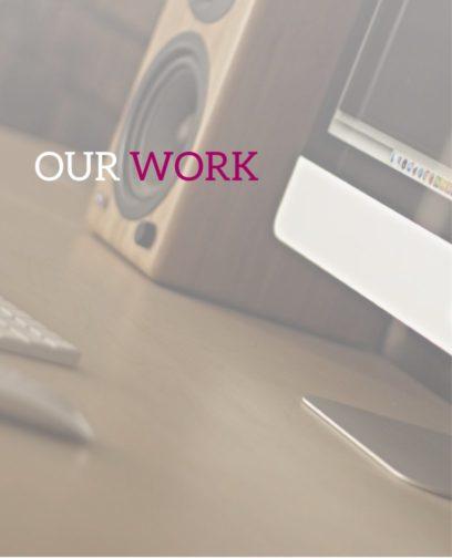 Our web design portfolio